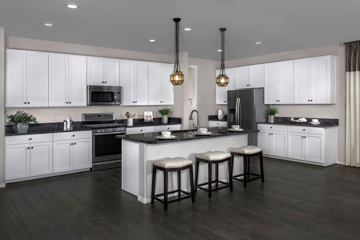 New Homes in Gilbert, AZ - Segretto Plan 2311 Kitchen