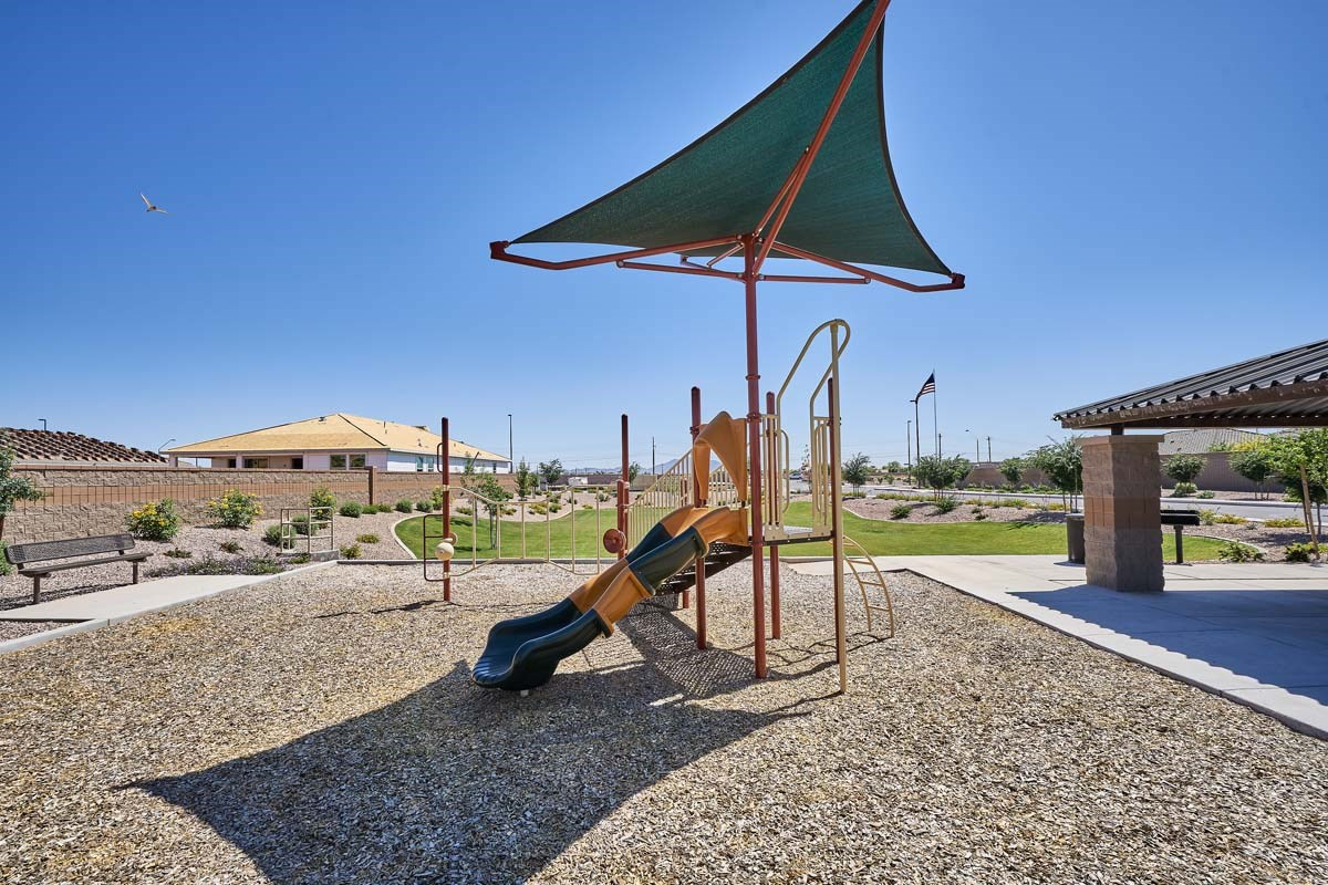 New Homes in Gilbert, AZ - Segretto Segretto Playground
