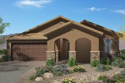 New Homes in Goodyear, AZ - Plan 1576