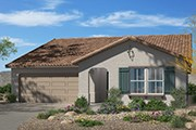 New Homes in Goodyear, AZ - Plan 1867 Modeled