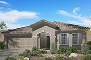 New Homes in Goodyear, AZ - Plan 2201 Modeled
