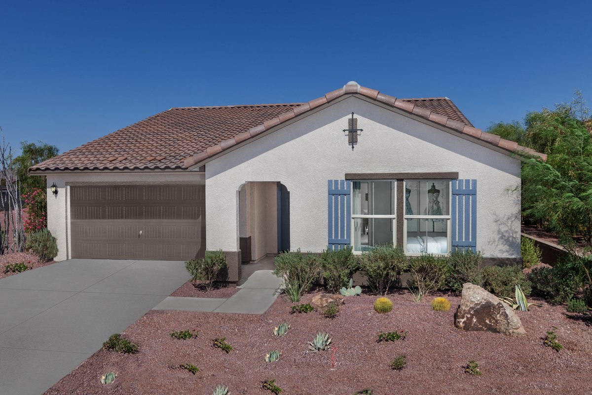 New Homes in Goodyear, AZ - Stone Canyon at Estrella Plan 1867