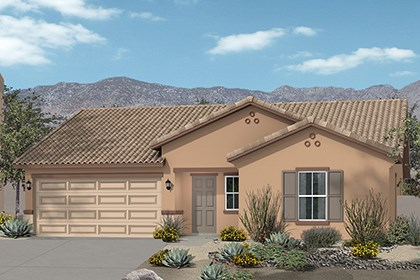 New Homes in Surprise, AZ - Elevation A