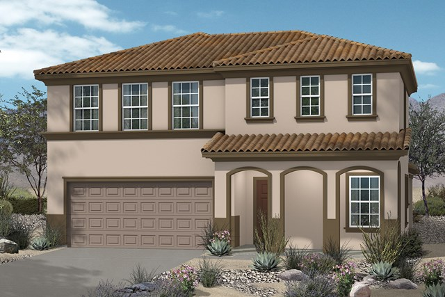 New Homes in Surprise, AZ - Elevation B (2291 sq ft)