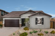 New Homes in Surprise, AZ - Plan 1551 Modeled
