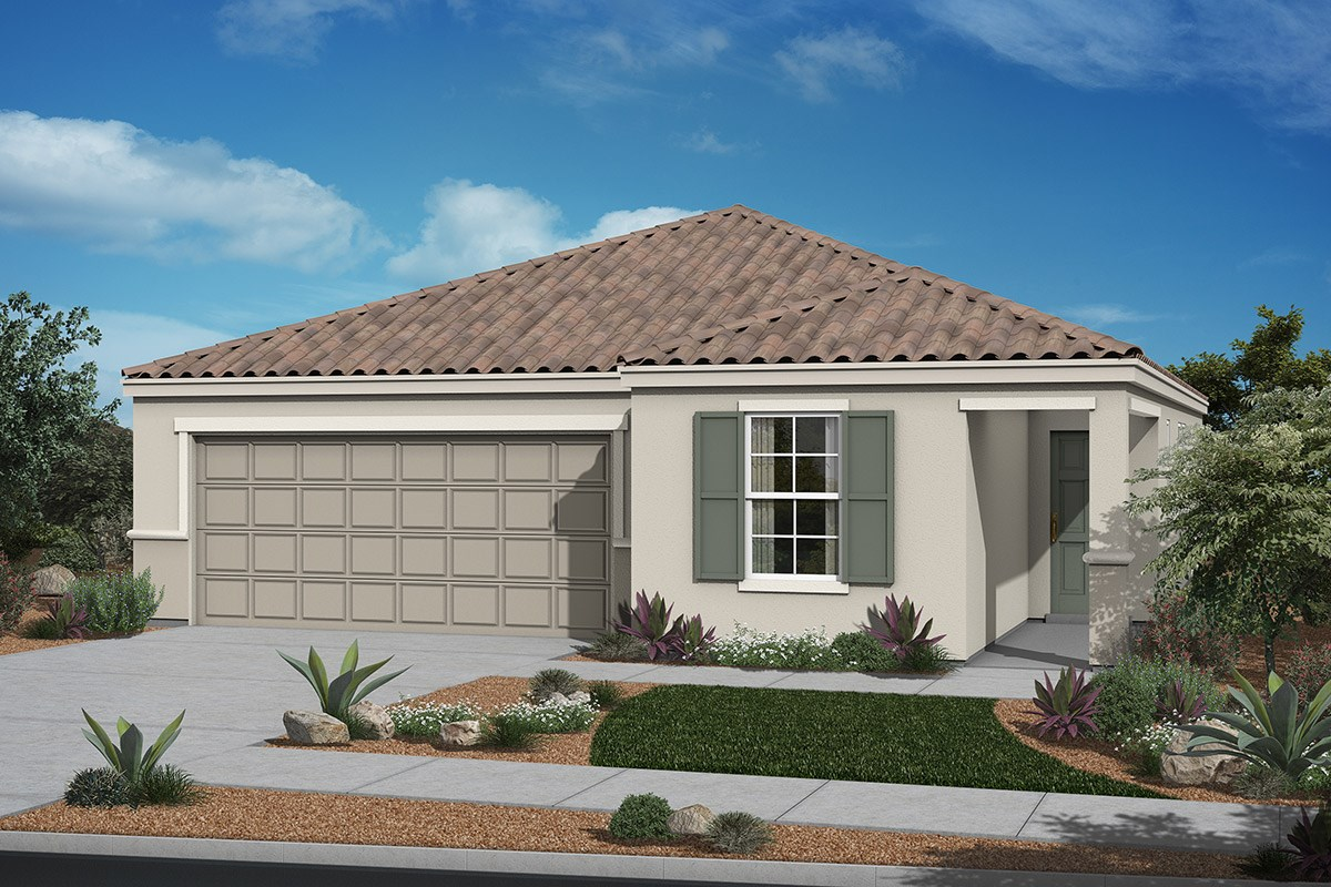 New Homes in San Tan Valley, AZ - The Enclaves at The Parks Plan 1547 Elevation B