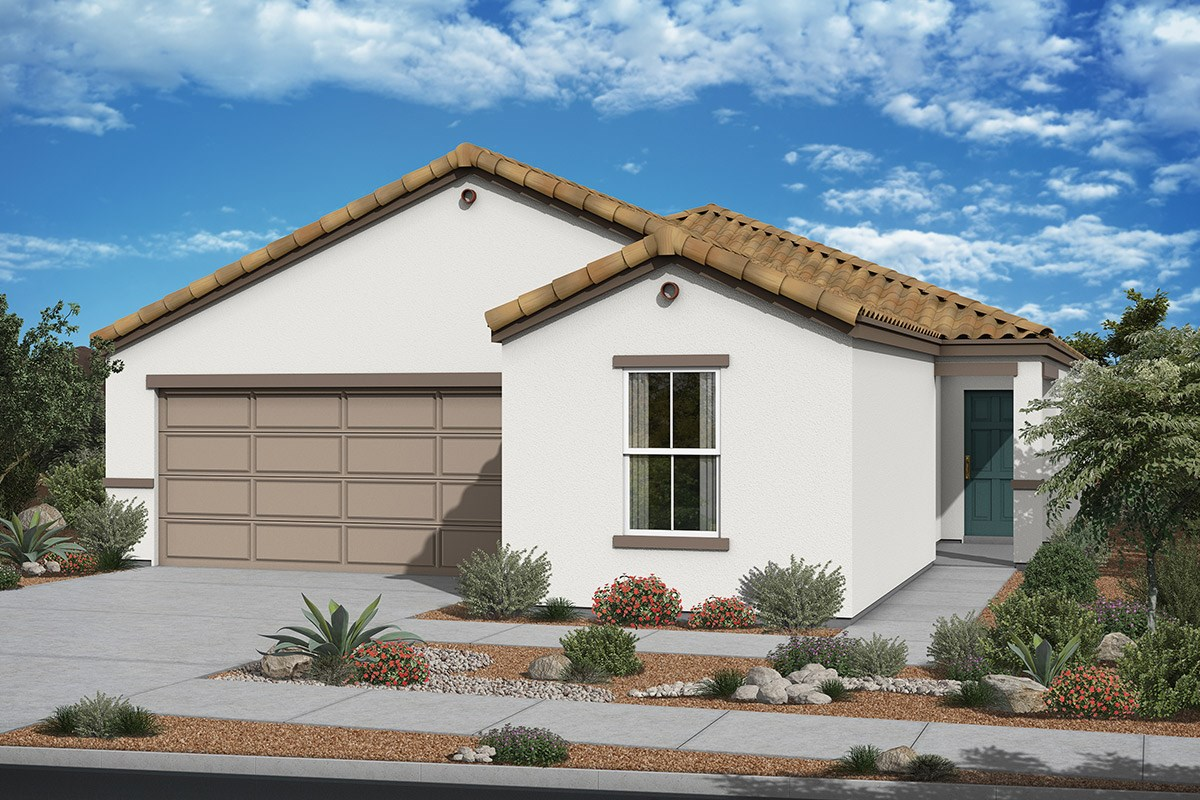 New Homes in San Tan Valley, AZ - The Enclaves at The Parks Plan 1849 Elevation A