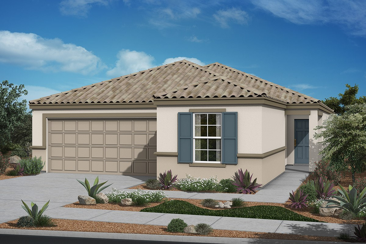 New Homes in San Tan Valley, AZ - The Enclaves at The Parks Plan 1849 Elevation B