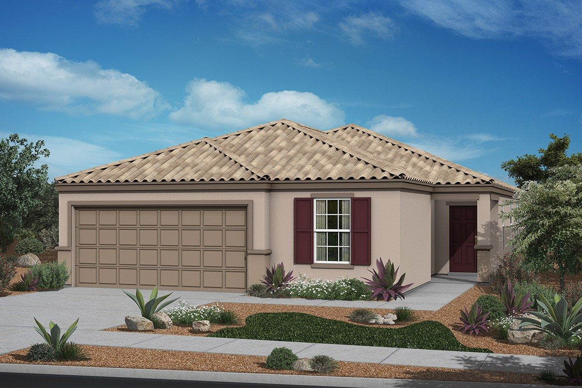 New Homes in San Tan Valley, AZ - The Enclaves at The Parks Plan 1915 Elevation B