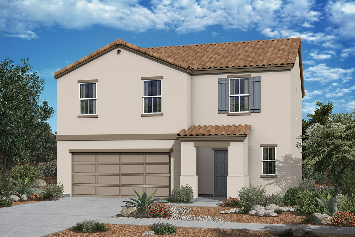 New Homes in San Tan Valley, AZ - The Enclaves at The Parks Plan 2030 Elevation A