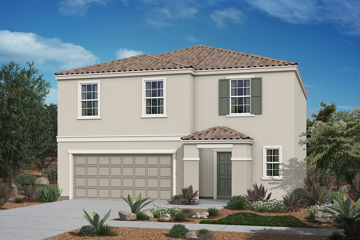 New Homes in San Tan Valley, AZ - The Enclaves at The Parks Plan 2030 Elevation B