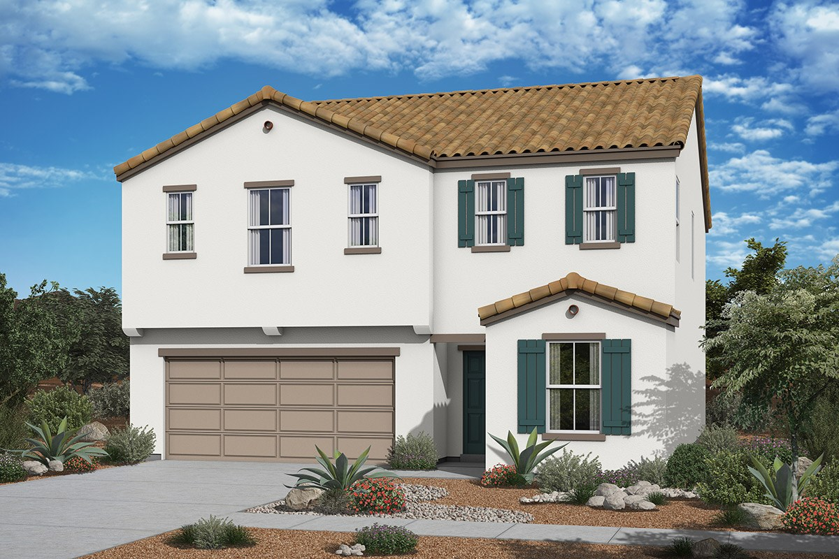 New Homes in San Tan Valley, AZ - The Enclaves at The Parks Plan 2358 Elevation A