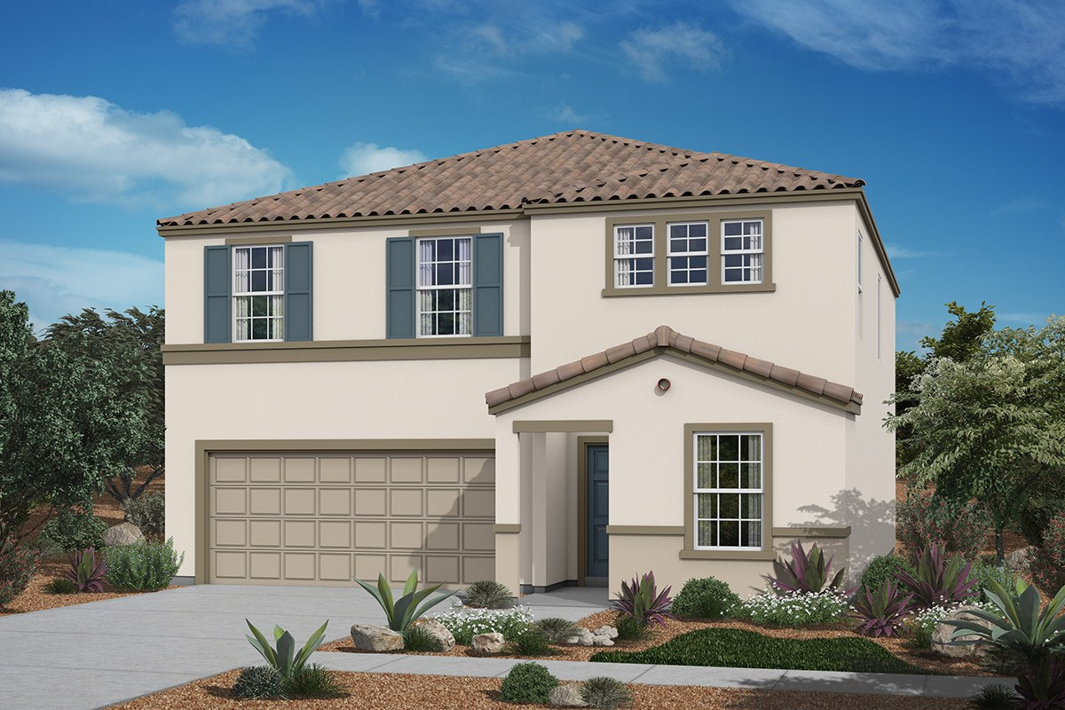 New Homes in San Tan Valley, AZ - The Enclaves at The Parks Plan 2358 Elevation B