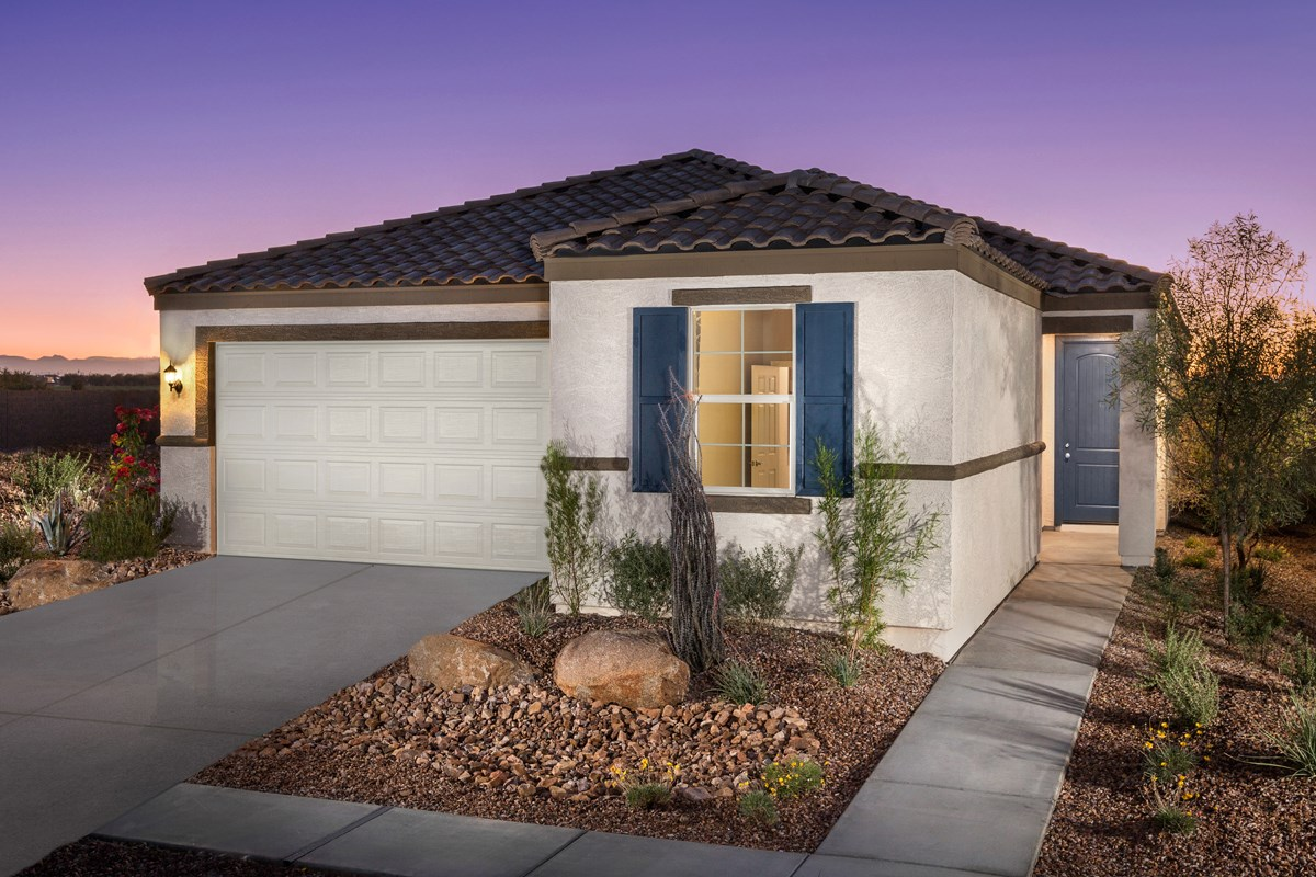 Last Opportunity To Own New Homes In San Tan Valley Az The Enclaves At Parks Plan 1849