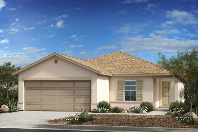 New Homes in Tucson , AZ - Elevation C