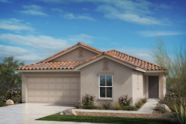 New Homes in Tucson , AZ - Elevation B
