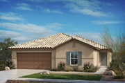 New Homes in Tucson, AZ - Plan 2013 MODELED