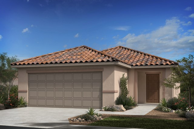 New Homes in Tucson, AZ - Elevtion B
