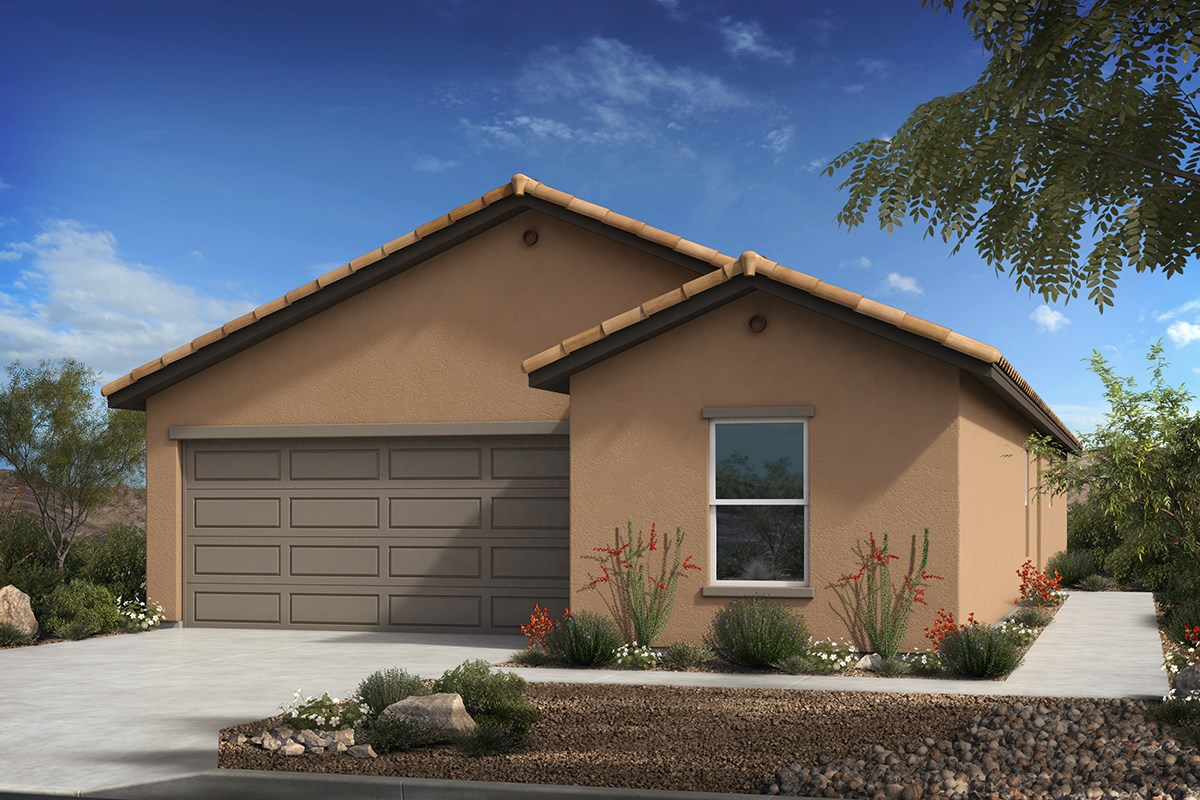 New Homes in Tucson, AZ - Montaretto Estates Plan 1740 Elevation A