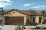 New KB Home built-to-order homes available at Mountain Vail Reserve in Tucson, AZ. Plan 1465 is one of many floor plans to choose from.