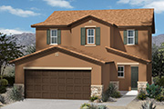New KB Home built-to-order homes available at Mountain Vail Reserve in Tucson, AZ. Plan 1761 is one of many floor plans to choose from.