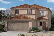 New KB Home built-to-order homes available at Mountain Vail Reserve in Tucson, AZ. Plan 2212 is one of many floor plans to choose from.