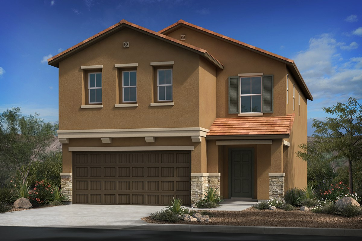 New Home Floor Plan In Mountain Vail Reserve