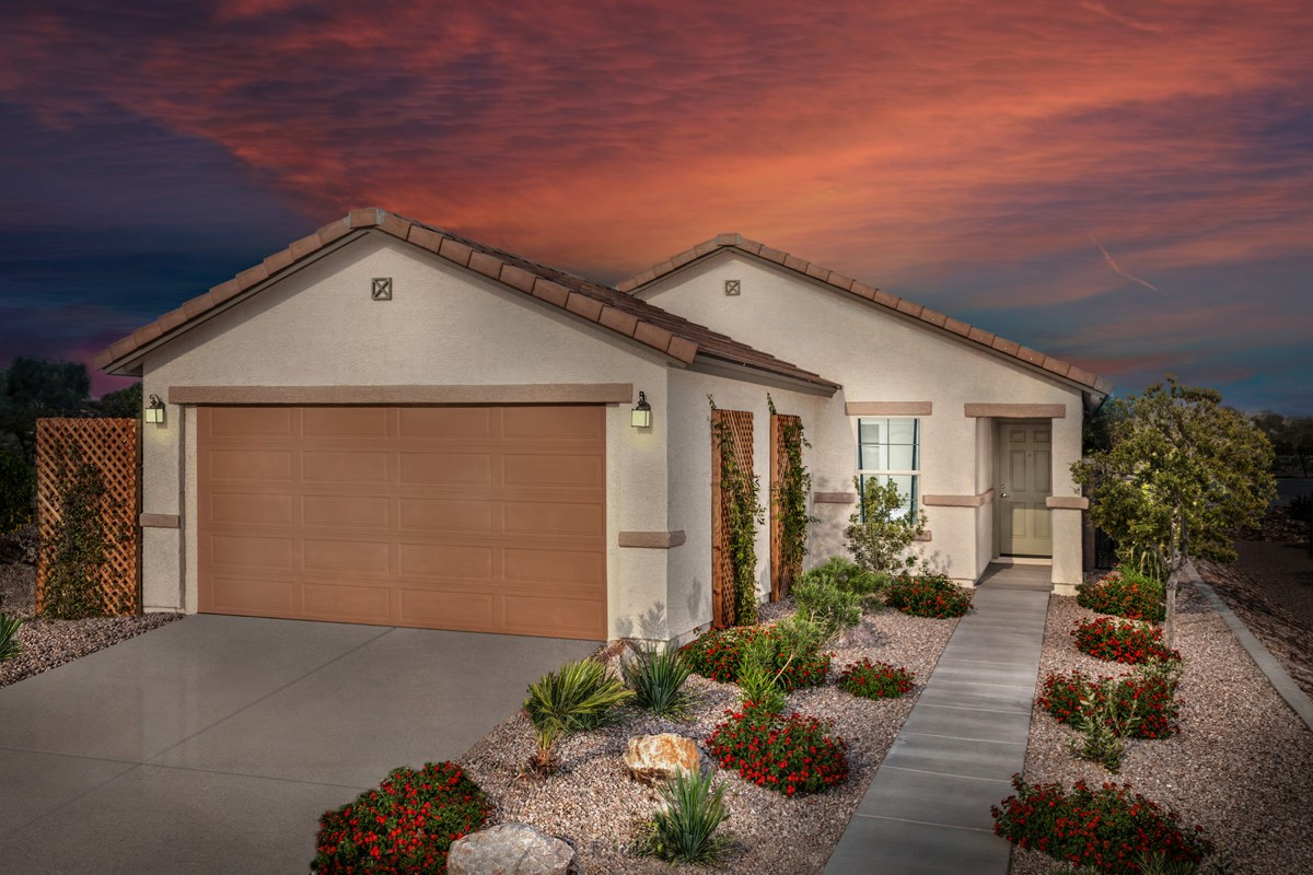 New Homes in Tucson, AZ - Oakmore Reserve 1465 Exterior