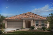 New Homes in Vail, AZ - Plan 1708 Modeled