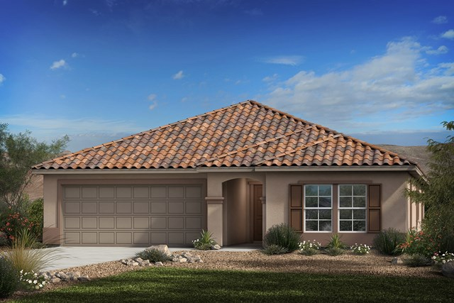 New Homes in Vail, AZ - Elevation B
