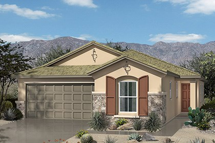 New Homes in Sahuarita, AZ - Elevation C