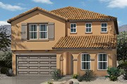 New Homes in Sahuarita, AZ - Plan 2836 Modeled