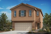 New Homes in Tucson , AZ - Plan 2467