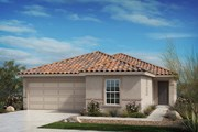 New Homes in Vail, AZ - Plan 1861 Modeled