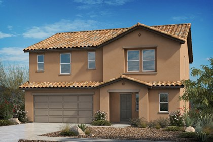 New Homes in Vail, AZ - Spanish 'A'