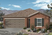 New Homes in Marana, AZ - Plan 1584