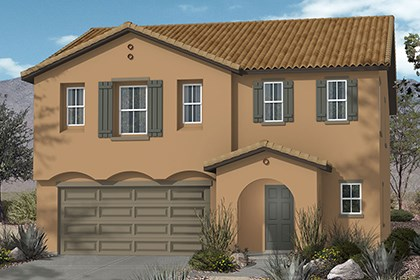 New Homes in Marana, AZ - Elevation A