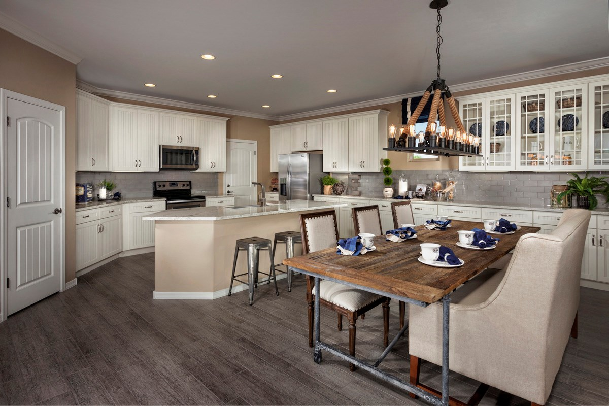 New Homes in Marana, AZ - KB Home at Gladden Farms Plan 2723 Kitchen
