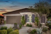 New Homes in Marana, AZ - Plan 1808 Modeled
