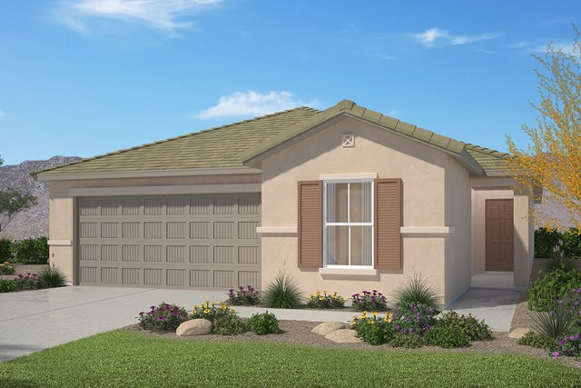 New Homes in Tucson, AZ - Elevation C