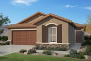 New Homes in Tucson, AZ - Plan 1849 Modeled
