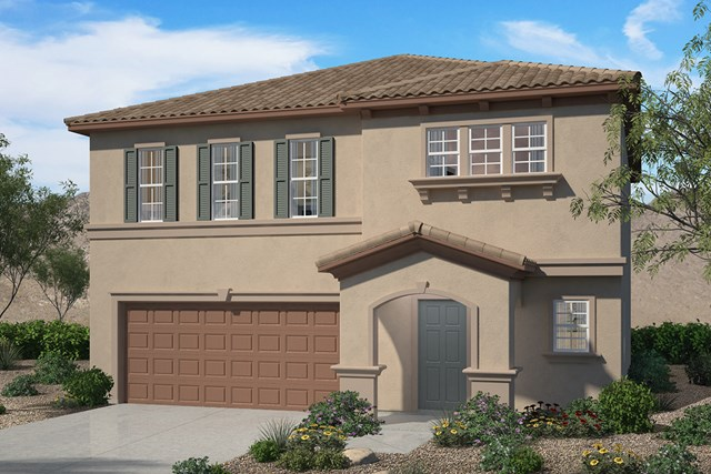 New Homes in Tucson, AZ - Elevation B