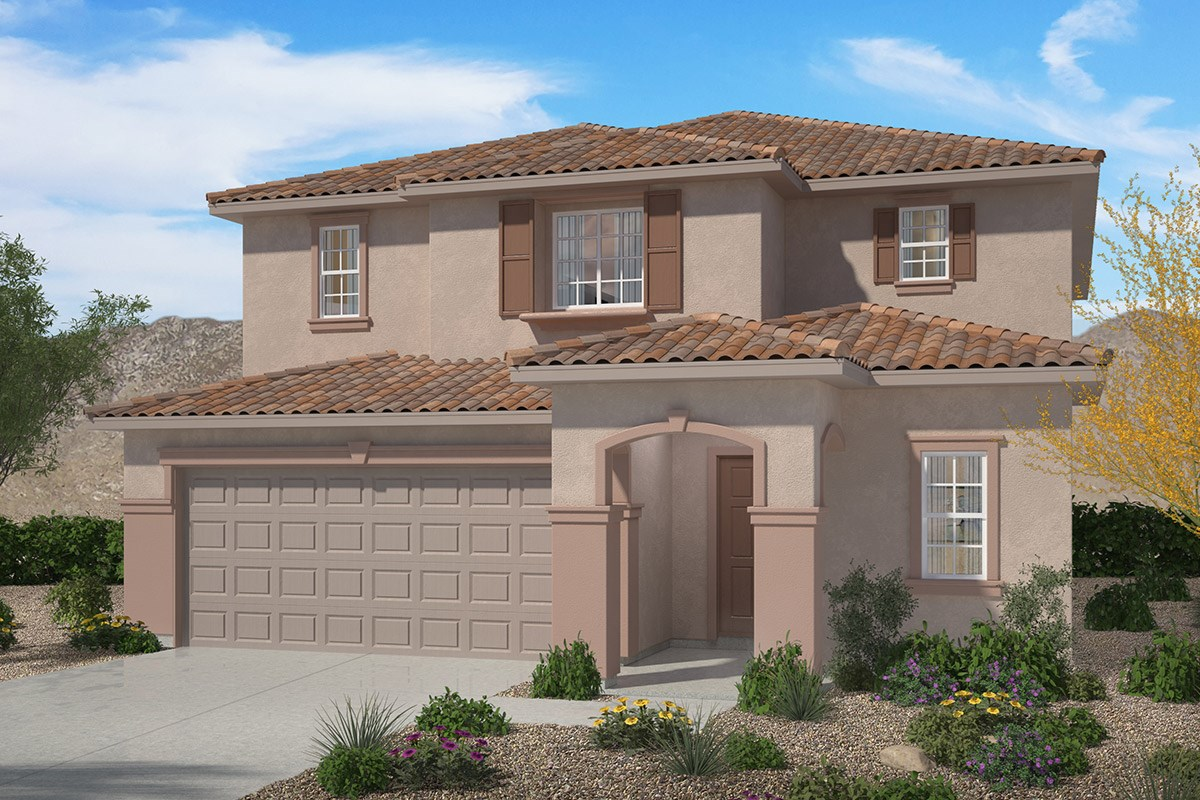 Plan 1786 at sonoran ranch ii in tucson az kb home for House plans tucson
