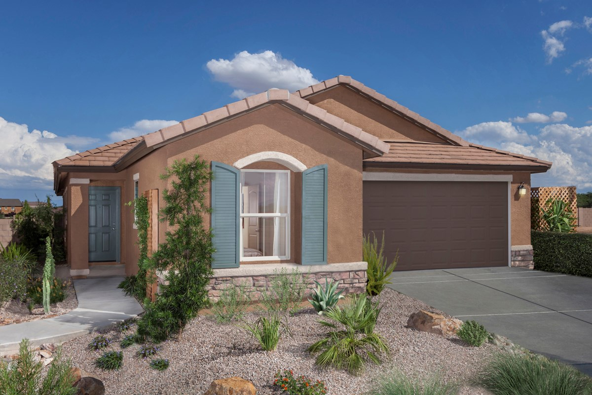 New Homes For Sale In Tucson Az By Kb Home