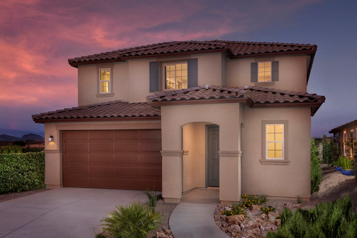New homes for sale in tucson az sonoran ranch ii for Tucson home builders floor plans