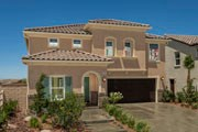 New Homes in Palmdale, CA - Residence Four - Modeled
