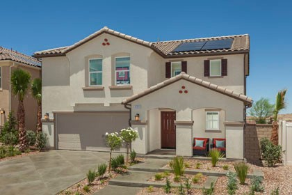 New Homes in Palmdale, CA - Spanish 'A'
