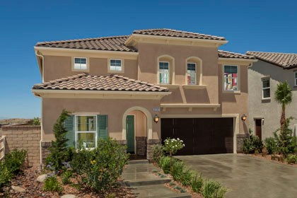 New Homes in Palmdale, CA - Italianate 'C'