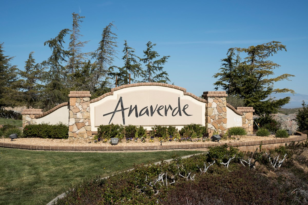 New Homes in Palmdale, CA - Crestview at Anaverde