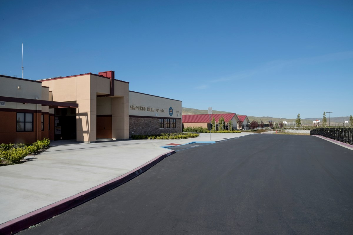 New Homes in Palmdale, CA - Crestview at Anaverde Anaverde Hills School